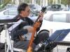 Jean plays banjo...