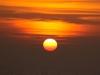 Soon, the sun displayed all her wonderous glory