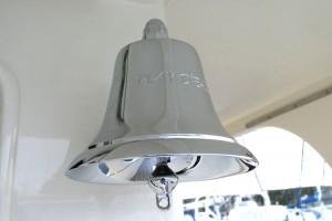 The new Kahlenberg ships' bell