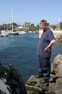 Martin at Beaucette Marina