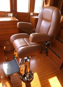 The new STIDD helm seat