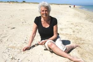 Golden sands, golden Beryl