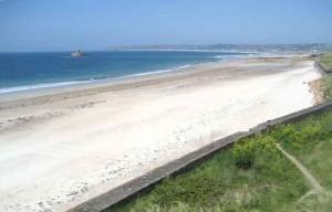 St Ouen's five mile long bay