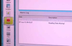 The dreaded Heading Data Missing alarm returns to the nn3d