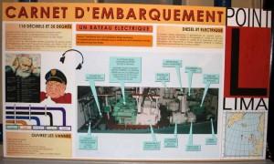 France 1 Carnet d'Embarquement