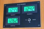 12v DC battery panel