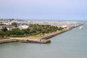 5,000 berths at Les Minimes marina, La Rochelle